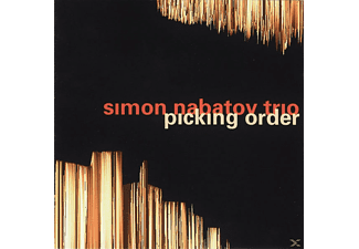 Simon Nabatov - Picking Order - (CD)