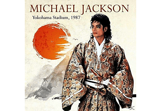 Michael Jackson - Yokohama Stadium,1987 [CD]