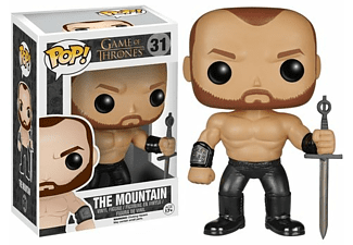 POP! Vinyl - Game of Thrones - The Mountain