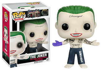 POP! Vinyl - Suicide Squad - Joker Shirtless