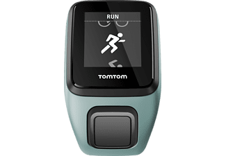 TOMTOM  Spark 3 (Small), GPS-Fitnessuhr, 121-175 mm (Small), Aqua