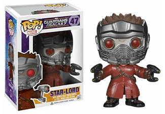 POP! Bobble - Guardians O/T Galaxy - Star-Lord