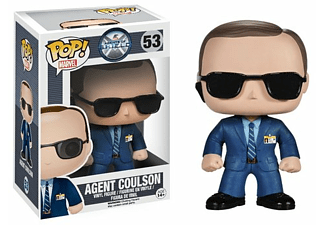 POP! Bobble - Marvel - Agent Coulson