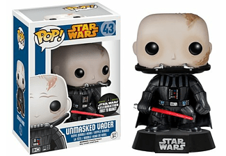 POP! Bobble - Star Wars - Unmasked Vader