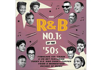 VARIOUS - The R&B No.Is of the '50s - (CD)
