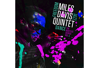 Miles Davis - MILES DAVIS QUINTET: FREEDOM JAZZ DANCE THE BOOTL [CD]