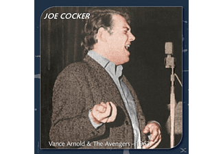 Joe Cocker - Vance Arnold And The Avengers 1963 [CD]