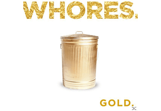 Whores - Gold - (LP + Bonus-CD)