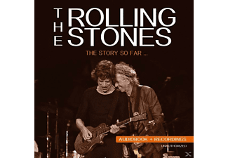 The Rolling Stones - The Story So Far-Unauthorized [CD]