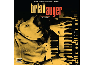 Brian Auger - Back To The Beginning Again: Anthology Vol.2 [Vinyl]
