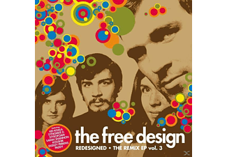 Various/The Free Design - Redesigned Remix Vol.3 - (Vinyl)
