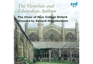 Choirofnewcolegeoxford, Edward/choir Of New College Oxford Higginbottom - Victorian And Edwardian Anthems - (CD)