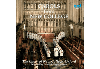 Edward/choir Of New College Oxford Higginbottom - Carols From New College - (CD)