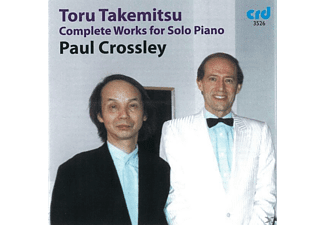 Pual Crossley, Paul Crossley - Takemitsu Piano Works Complete - (CD)