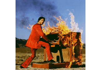 Paul Gilbert - Burning Organ - (CD)