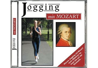 VARIOUS - Jogging Mit Mozart - (5 Zoll Single CD (2-Track))
