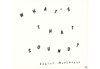 Daniel Woolhouse - What's That Sound [CD]