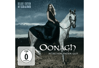 Oonagh - Märchen Enden Gut (Deluxe Edt.) - (CD + DVD Video)