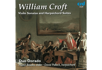 Duo Dorado - Violon Sonatas/Harpsichord Suites - (CD)
