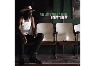 Robert Finley - Age Don't Mean A Thing - (CD)