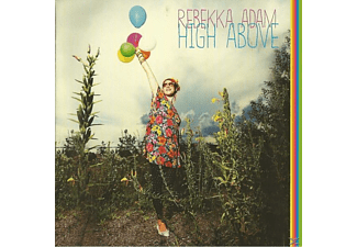 Rebekka Adam - High Above - (CD)