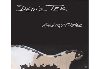 Deniz Tek - Mean Old Twister - (CD)