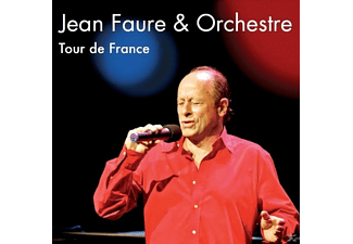Jean Faure - Tour de France [CD]