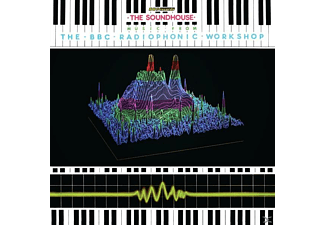VARIOUS - BBC Radiophonic Workshop-The Soundhouse - (CD)
