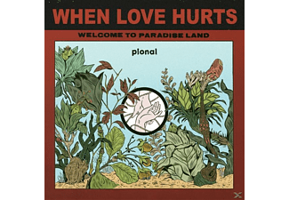 Pional - When Love Hurts EP - (Vinyl)