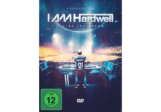 I Am Hardwell-Living The Dream [DVD]