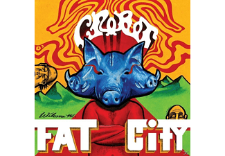 Crobot - Welcome To Fat City - (Vinyl)
