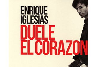 Enrique Iglesias - Duele El Corazon - (5 Zoll Single CD (2-Track))