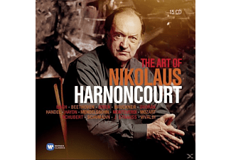 Harnoncourt - Art Of Nikolaus Harnoncourt(Collecto [CD]