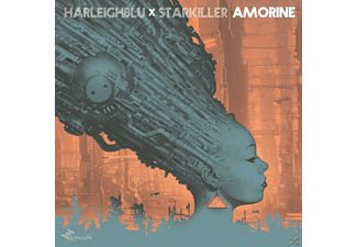 Harleighblu & Starkiller - Amorine (LP+MP3) [LP + Download]