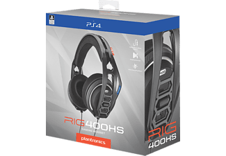 PLANTRONICS RIG 400HS Gaming-Headset (Offizielle Playstation 4 Lizenz), Gaming-Headset