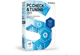 MAGIX PC Check & Tuning 2017
