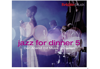 VARIOUS - Brigitte-Jazz for Dinner 5 - (CD)