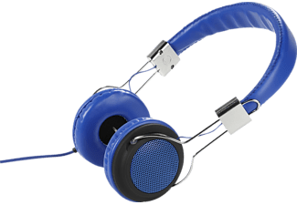 VIVANCO 34881 COL 400, On-ear Kopfhörer, Blau