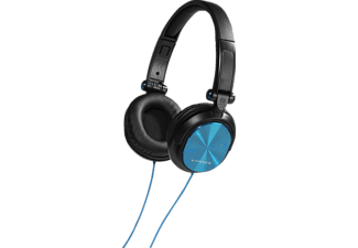 VIVANCO 36523, Over-ear Kopfhörer, Blau