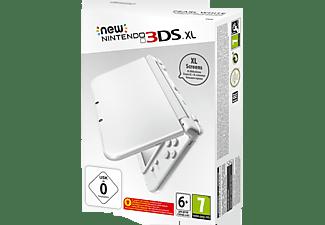 Nintendo New Nintendo 3DS XL, Console (Pearl White) (2208432)