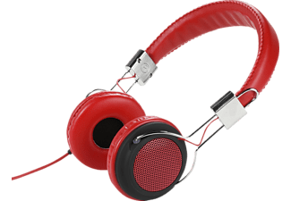 VIVANCO 34880 COL 400, On-ear Kopfhörer, Rot