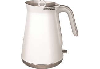 MORPHY RICHARDS 100003 Aspect, Wasserkocher, Weiß