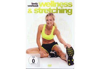 Body Workout: Wellness & Stretching [DVD]