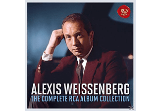 Alexis Weissenberg - Alexis Weissenberg-The Complete RCA Album Coll. [CD]