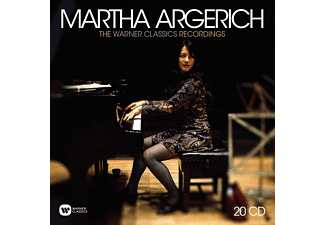 Martha Argerich - The Warner Classics Recordings [CD]