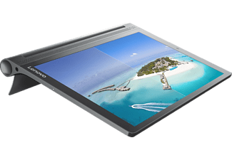 LENOVO Yoga Tab3 Plus, Tablet mit 10.1 Zoll, 32 GB Speicher, 3 GB RAM, Android™ 6.0, Puma Black