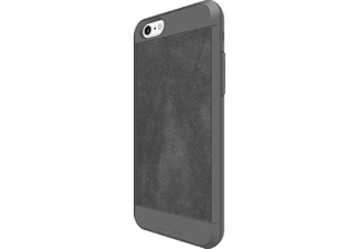 BLACK ROCK Suède Case iPhone 6/6S Grijs