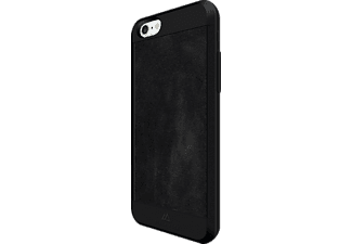 BLACK ROCK Suède Case iPhone 6/6S Zwart