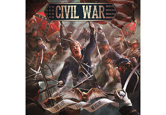 Civil War - The Last Full Measure (Black 2LP Gatefold) - (Vinyl)