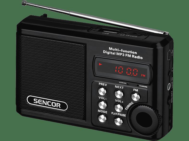 SENCOR SRD 215 B τηλεόραση   ψυχαγωγία ήχος ραδιόφωνα εικόνα   ήχος   offline φορητός ήχος ραδιόφ